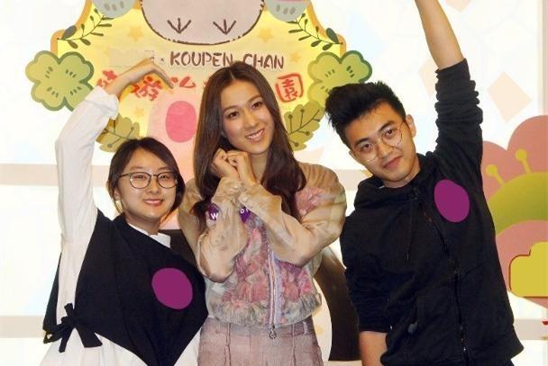 前TVB花旦升级做MV监制 为女儿写新歌下月将推出