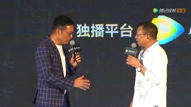 《使徒行者2》发布会:苗侨伟许绍雄分享泰国拍摄趣事