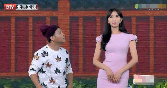 北京春晚:宋小宝与林志玲的小品是认真的吗?图片