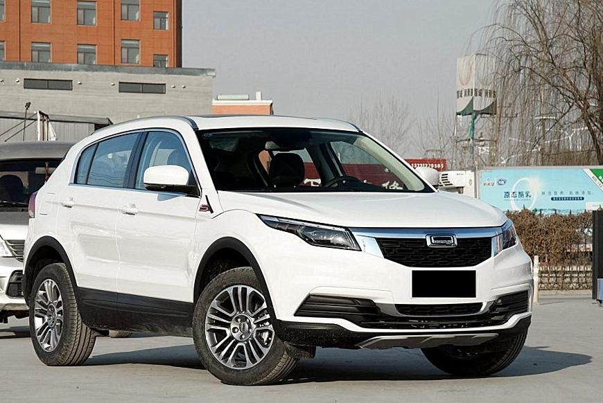 本田CRV同价位,车长4米6,12秒破百,油耗11升,观致5你会选吗?