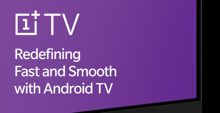 一加电视承诺至少提供3年的Android TV更新,因为有谷歌