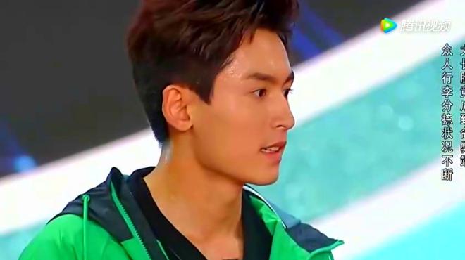 来吧冠军2:观众直言谢文骏不要放水太多,亮亮直言让刘翔落泪