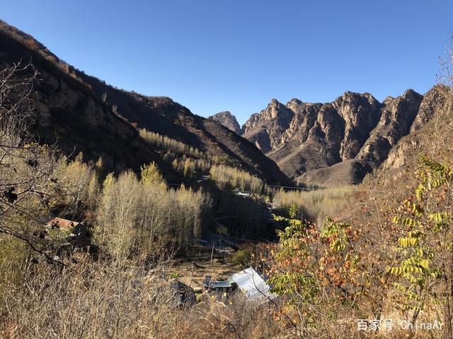 乡村民宿开始抢手 北京雾灵山百年村庄成为香脖 头条 第6张