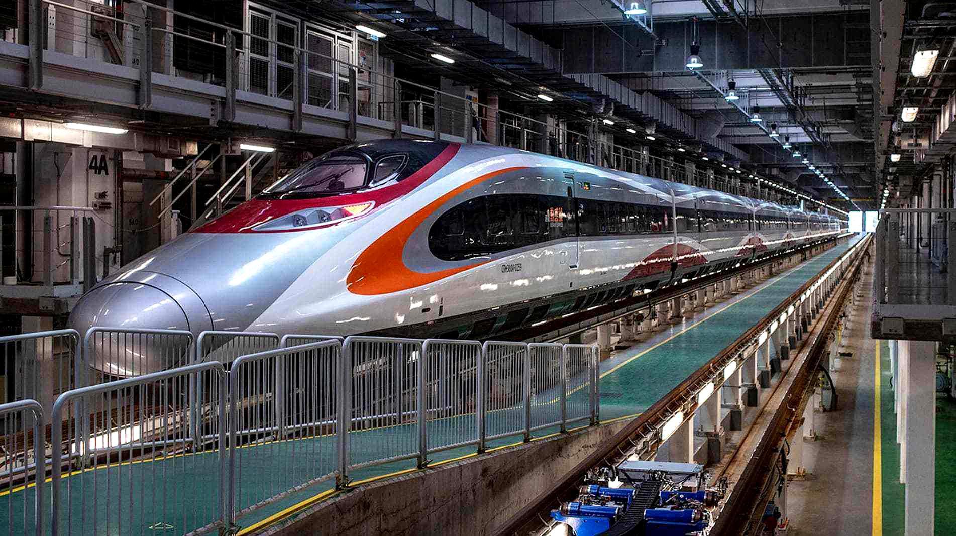 全球造价最昂贵的高铁:是正常高铁造价的9倍,就在中国