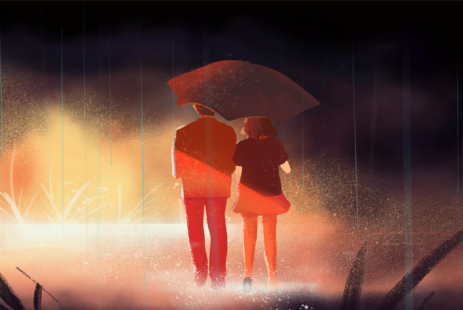 一个48岁已婚女人的醒悟:人到中年,没有爱情