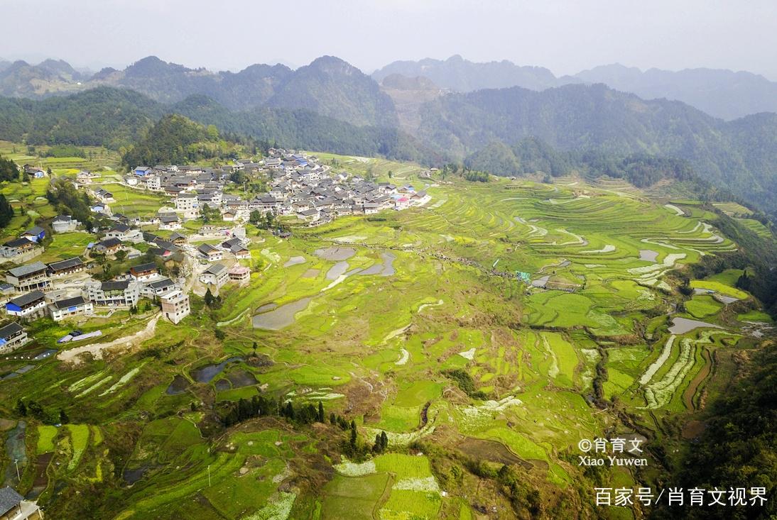 中国最美梯田之一的高要梯田,为什么名字源于中原而来的一个民族