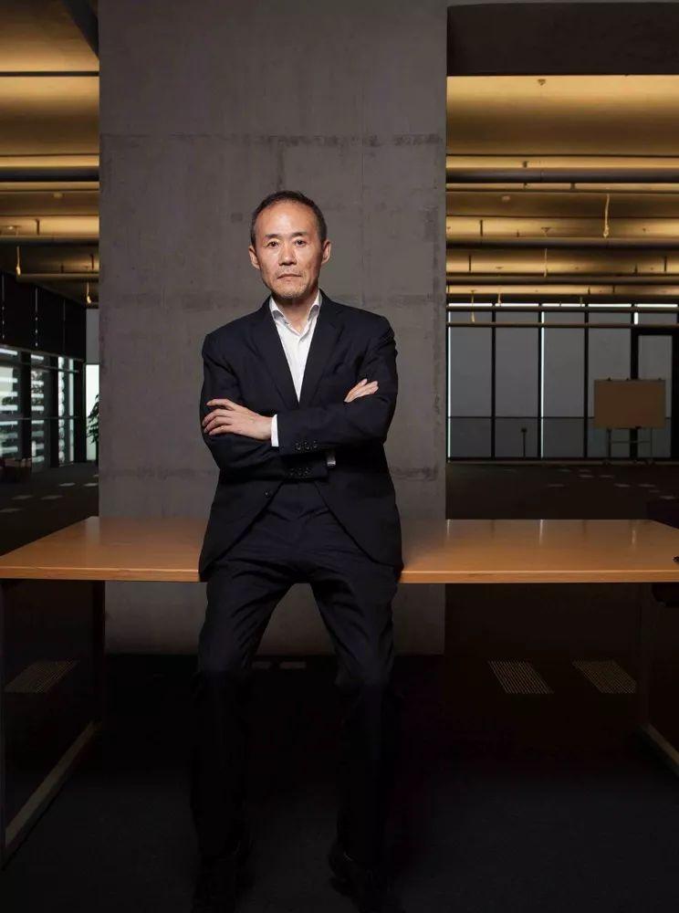 王石:企业家要有把握未来的胆识
