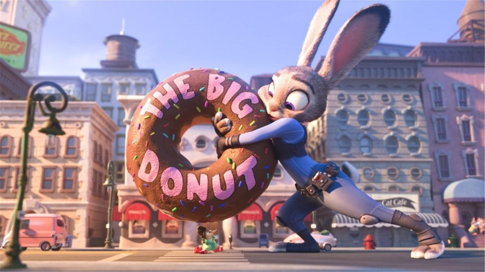 疯狂动物城:一只狐狸,一只兔子,造就了迪士尼的巅峰