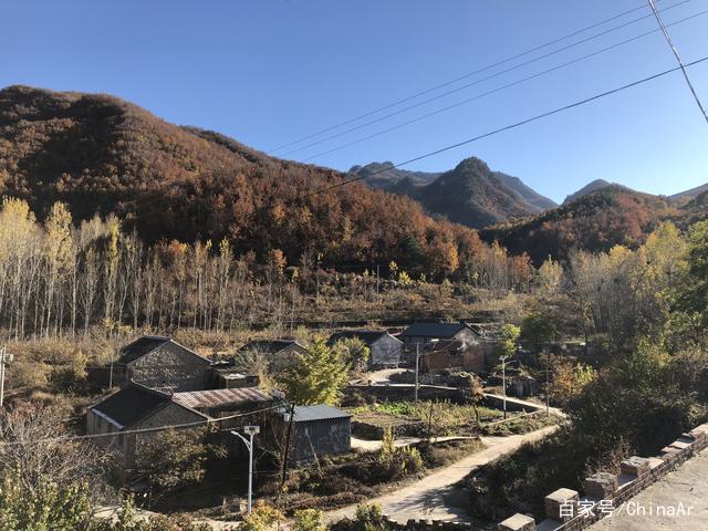 乡村民宿开始抢手 北京雾灵山百年村庄成为香脖 头条 第1张