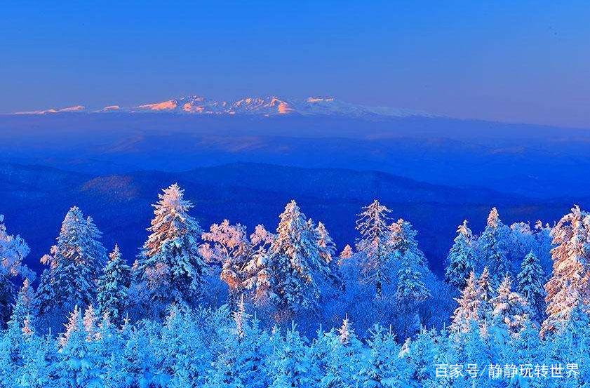 吉林长白山旅游景区,这里的风景太美,收藏了