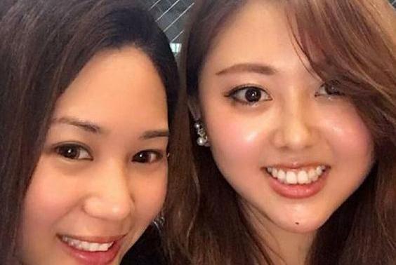 张本的母亲也加入日本籍,教他妹妹的,是这名年轻貌美的运动员