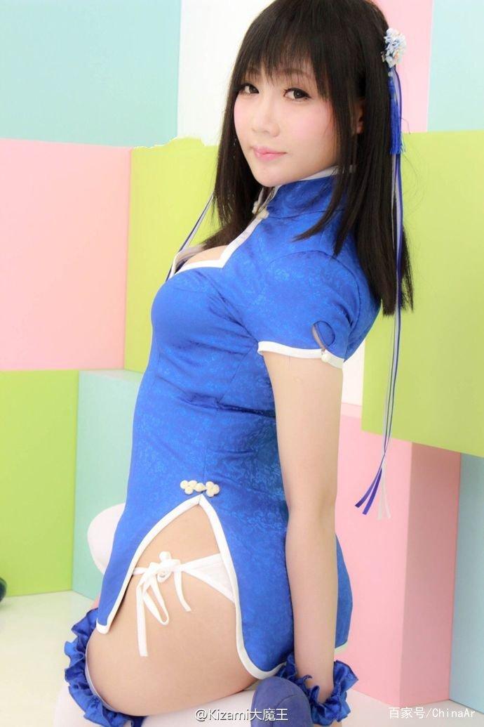 发现一个微博上的cosplay爱好者 @Kizami大魔王 福利美图