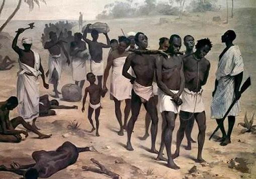 世界上竟然还有奴隶制!非洲此国没废除奴隶制,数万奴隶生活麻木
