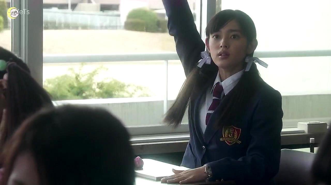 一吻定情:连老师自己都惊呆了,学渣少女居然开始认真学习了