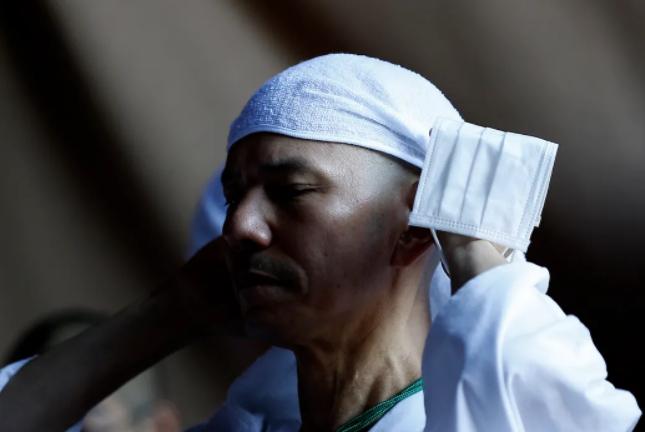 比马拉松还恐怖的长跑!日本僧侣回峰行长跑一跑就是七年