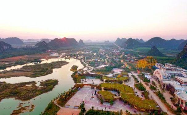 如果你不了解,广西的旅游景点不超过18个