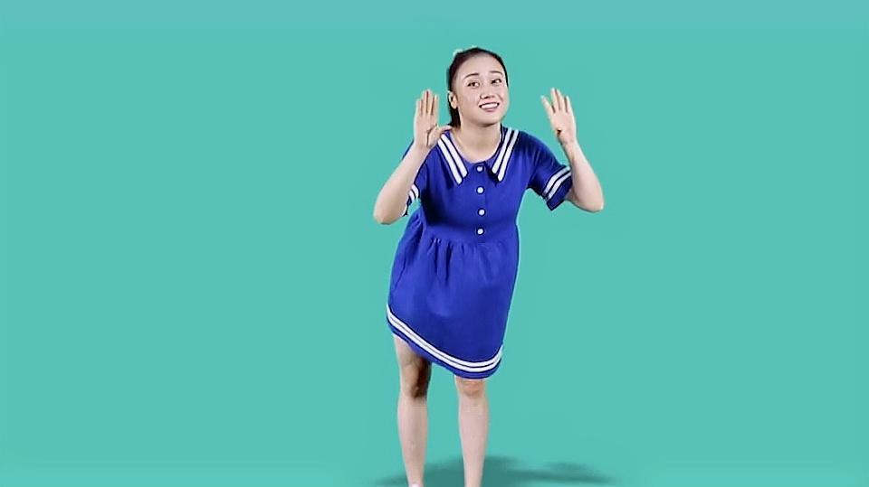 《小鸡小鸡》幼儿舞蹈教学