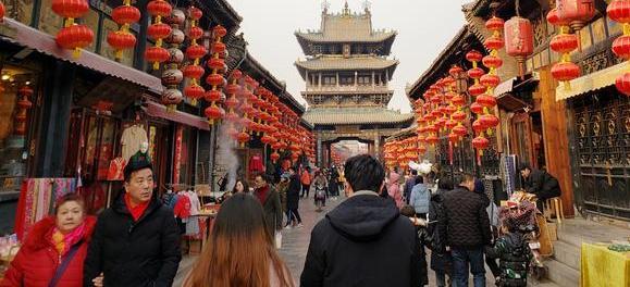 山西名气最大的景区,年味十足春节去刚好,60岁以上免门票