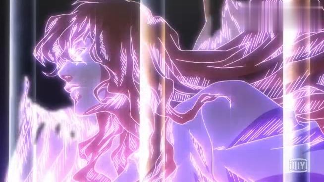 圣斗士星矢:哈迪斯看着背叛他的潘多拉,神情很奇怪图片