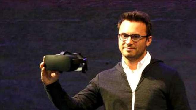 Oculus创始人离职,Facebook:我们将怀念他
