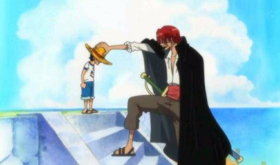 海贼王:拒绝上四皇红发船的2人,1人是路飞死对头,1人