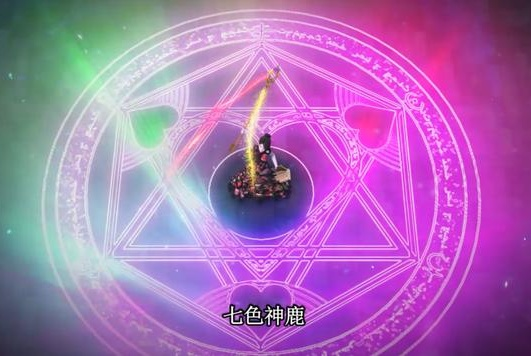 辛灵仙子和灵公主有多少相似点?连崭新的叶罗丽法阵都一模一样