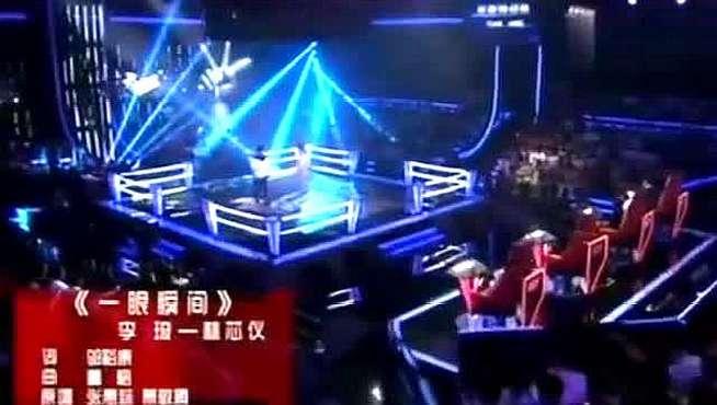 《中国好声音》最深情的情歌对唱,张惠妹感动到泪飚!