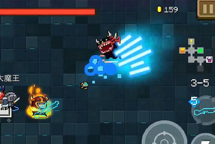元气骑士:解决国王的新枪无法发射子弹的办法,只需1个步骤