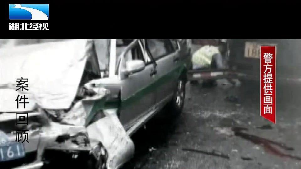 疲劳驾驶酿惨剧,出租车失控撞向行人,两人当场死亡四人受伤