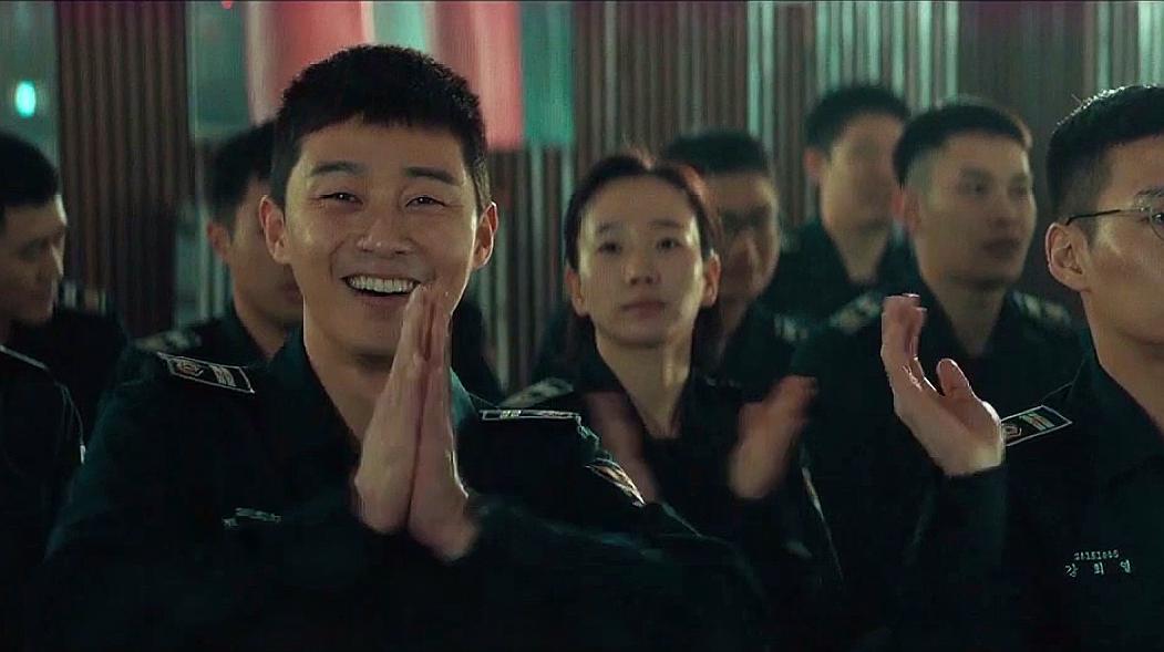《青年警察》男人的快乐就是这么简单,帅小伙们带你笑翻天!