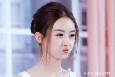 赵丽颖总是否认被打脸,身为娱乐纪检委的他为其解释,你认可吗?