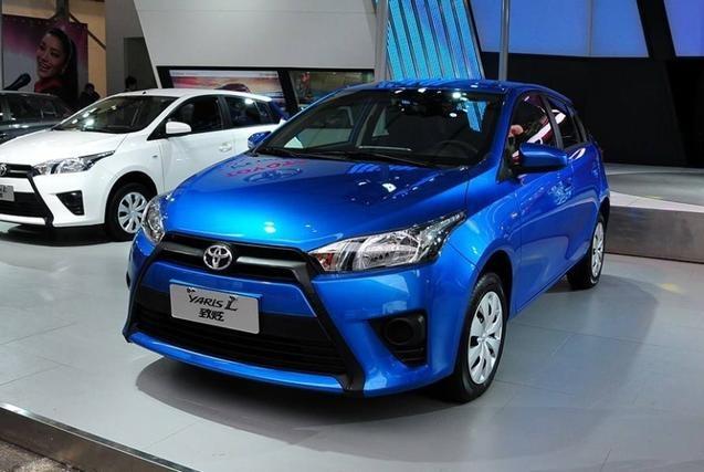 这款丰田小车可能要火,6万多就能提车,还配ESP,性价比之选!