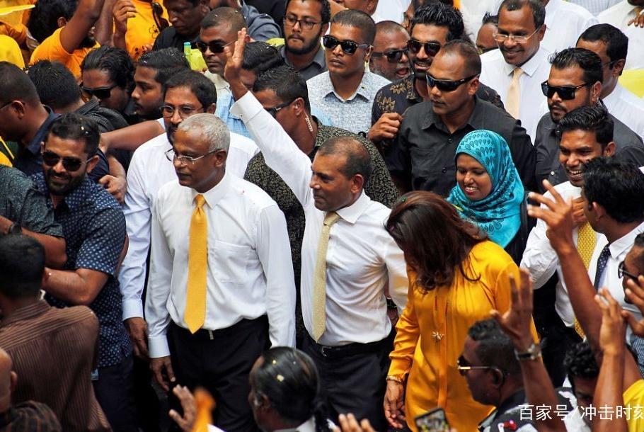 马尔代夫亲印政党刚赢得议会选举胜利,就准备全面审查中资项目