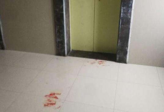 合肥经开区一公寓发生伤人案件 半裸女子浑身是血求救被保安发现