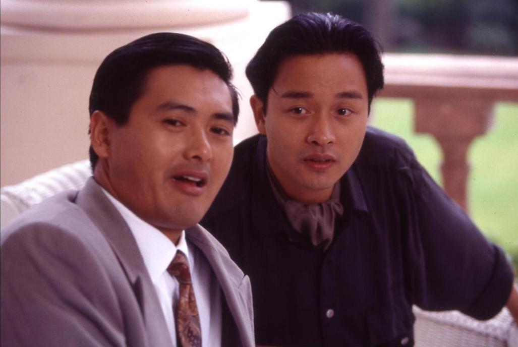 张国荣被忽视的两部商业电影,第一部是经典黑帮片,第二部很暗黑
