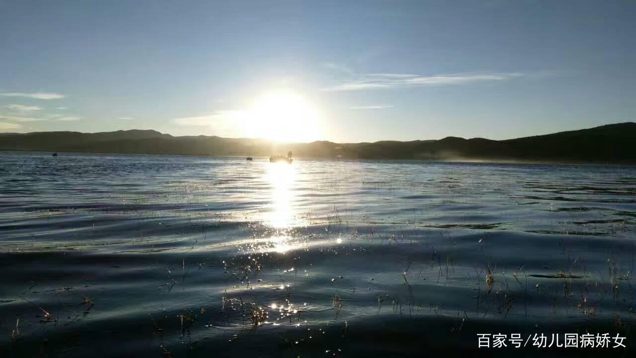 拉市海美景:清澈亮丽的拉市海,值得怀念!风景秀丽,值得欣赏!