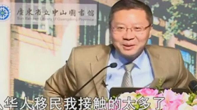 张维为教授讲述曾经面对的尖锐问题,是这样回答的!