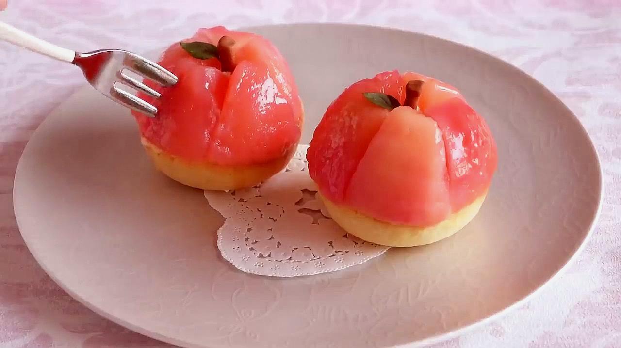 想吃零食还不简单,自己亲手制作苹果派,你也学得会