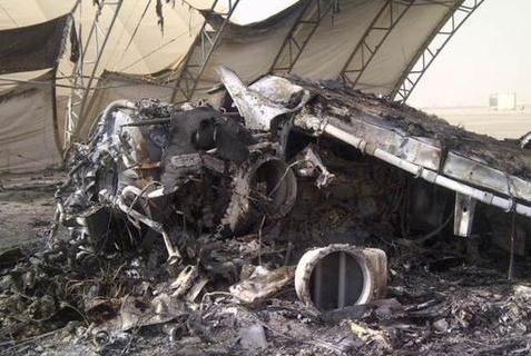 美军B-52被塔利班高射炮击落,别感觉意外,还曾被中国火箭炮摧毁