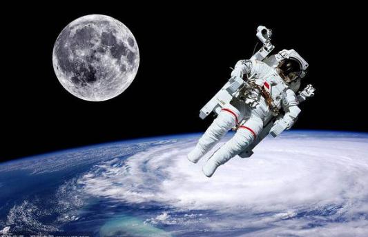 18名宇航员永世驻留太空,而他被预测2029年之后会飞出太阳系!