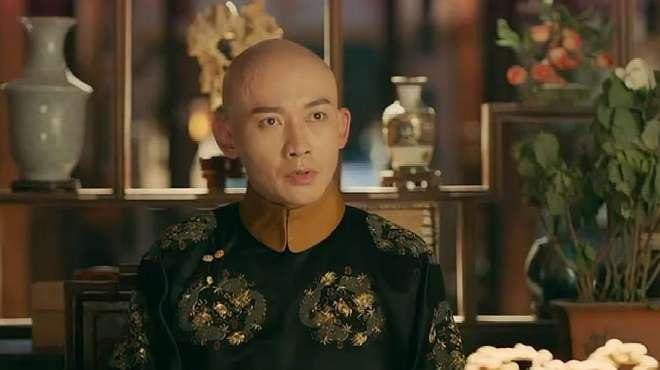 延禧攻略:皇上给璎珞下马威,结果璎珞的做法太气人
