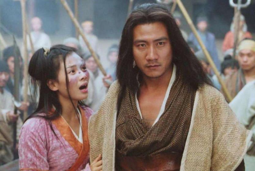 《新天龙八部》开拍,女主角美得过分,两大男主成了整部剧的败笔