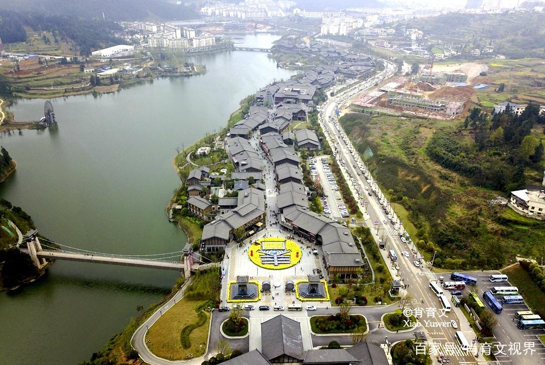 丹寨被誉为中国手工第一县的美称,这里有处韭菜沟的森林公园