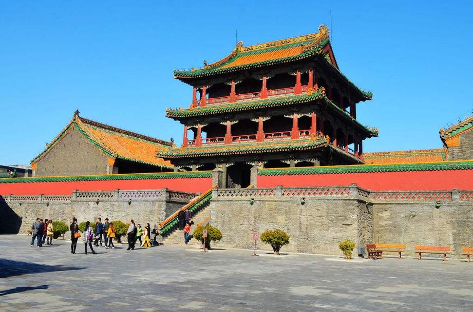 辽宁沈阳六个值得一去的旅游景点,几乎都是人文景观