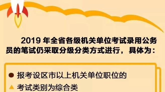 2019浙江省公务员招考4月16日起报名!今年有这些变化
