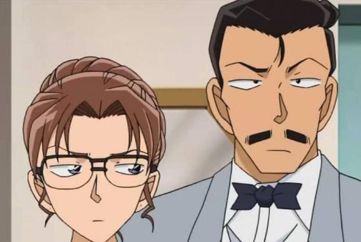 名侦探柯南:毛利小五郎为什么和妃英理分居?原因让人心疼