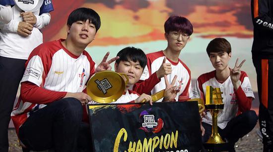 2019《绝地求生》亚洲邀请赛冠军出炉,韩国Actoz(亚拓士)荣誉夺冠