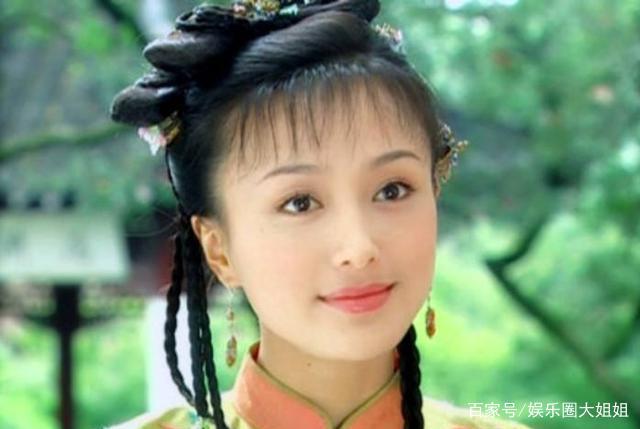 秦岚,想不到她竟然在《新还珠格格》里饰演了小燕子的母亲杜雪吟,只是图片