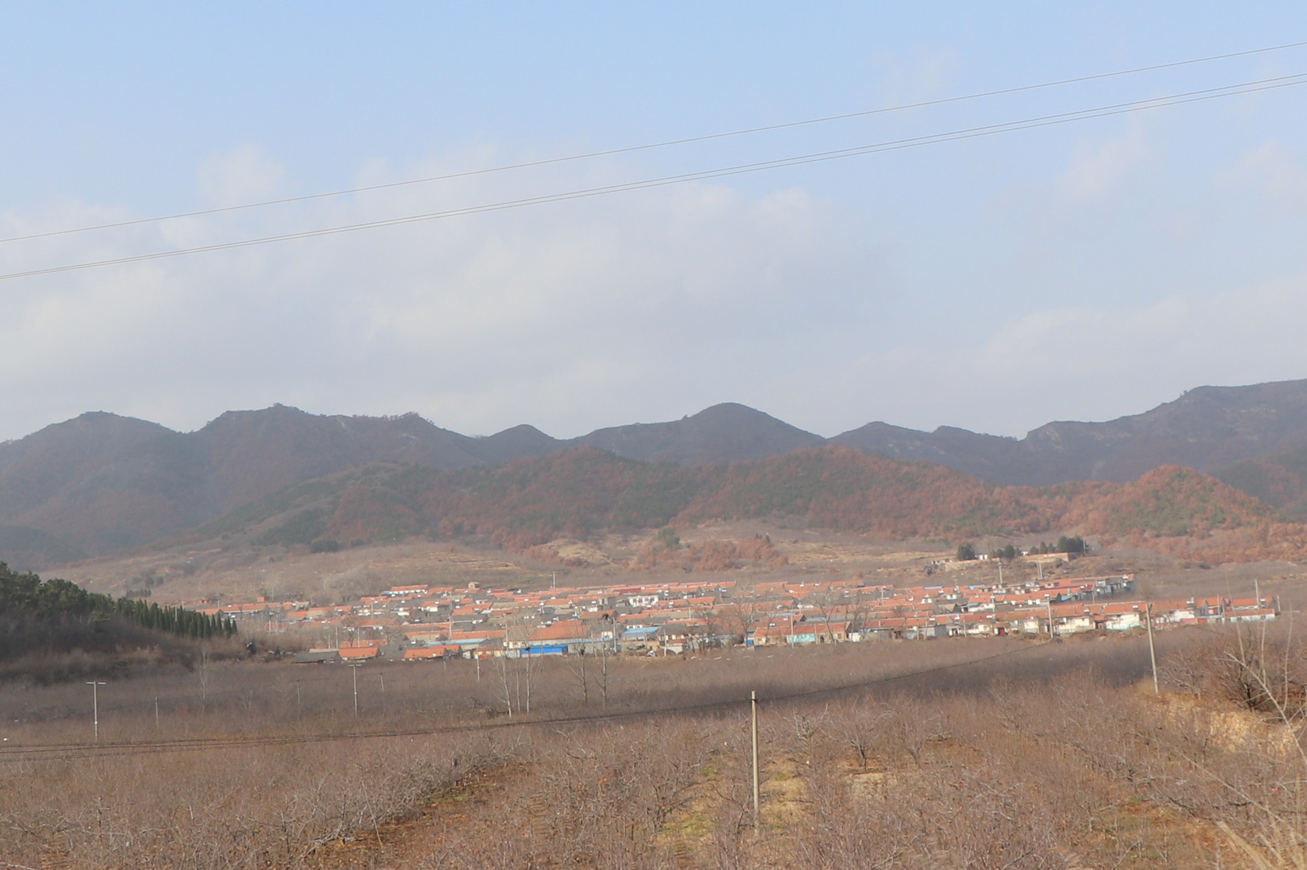 吉林省榆树市有支于姓人,寻找登州府栖霞县的祖籍地