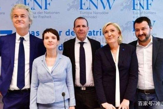 欧洲极右翼政党联盟成立,准备在欧洲议会选举中大显身手